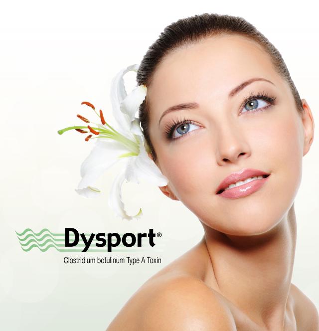 Dysport Clostrdium Botulinum Type A Toxin 歐洲A型肉毒桿菌素